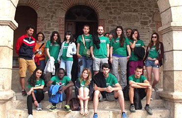 VOLUNTARIADO AMBIENTAL 2014